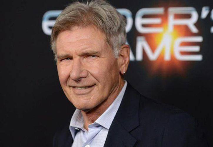 El actor Harrison Ford regresa en su papel de Han Solo en la cinta Star Wars: Episodio VII. (Milenio)