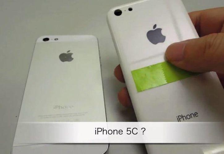 La versión económica del iPhone tendría una carcasa de plástico. (Youtube)