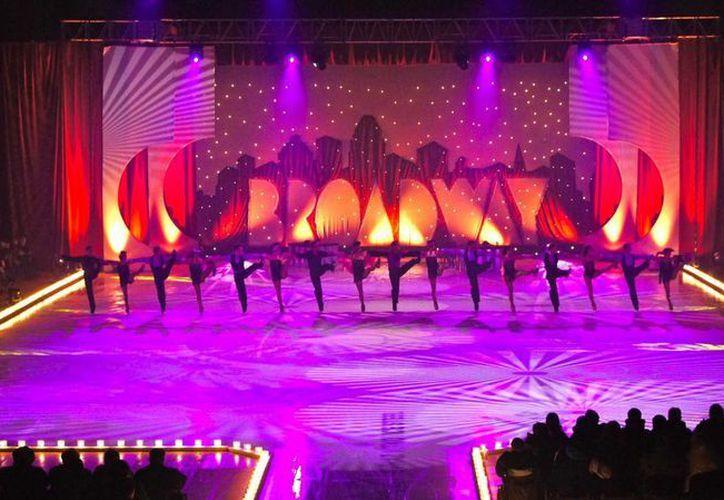 El espectáculo Broadway On Ince se presentará del 22 de diciembre de 2014 al 4 de enero de 2015.  (Redacción/SIPSE)