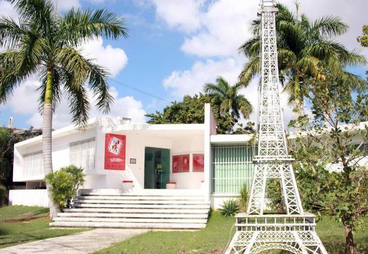 En el marco del 60 aniversario de la Alianza Francesa de Mérida se prepara este año con una serie de actividades diversas. (Milenio Novedades)