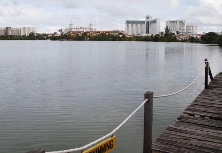 El próximo sábado habrá dos embarcaciones que realizarán los recorridos por los canales de la laguna. (Israel Leal/SIPSE)
