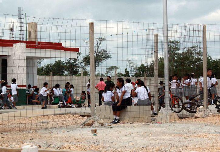 Las visitas a las escuelas comenzarán el próximo mes. (Luis Soto/SIPSE)