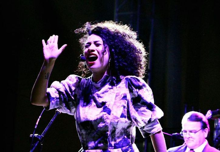 La cantante próximamente presentará su cuarto disco en el Lunario del Auditorio Nacional. (Redacción)