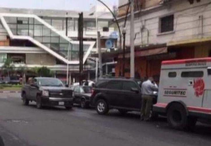 El custodio de la empresa Seguritec cometió el robo el viernes pasado. | Archivo (Cortesía/Milenio )
