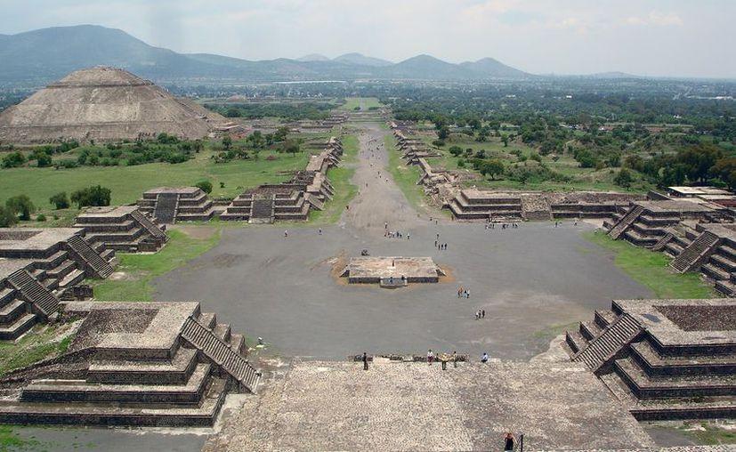 Durante el evento los visitantes podrán conocer de cerca la cultura del pueblo teotihuacano. (Foto: Noticias del DF)