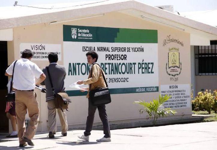 Los millones de pesos que ha dejado de recibir el magisterio yucateco no tienen un destino especificado. (Imagen ilustrativa/ Milenio Novedades)