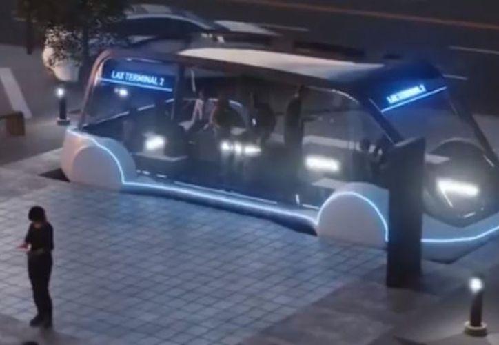 Musk explicó que la prioridad de estos túneles será transportar a personas y ciclistas que no tienen automóvil. (Vanguardia MX)