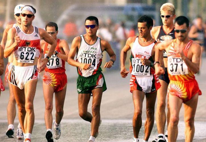 La caminata mexicana fue durante una época al mando de Jerzy Hausleber la mejor del mundo y alcanzó su cenit en los Juegos Olímpicos de Los Ángeles 1984. (EFE/Contexto)