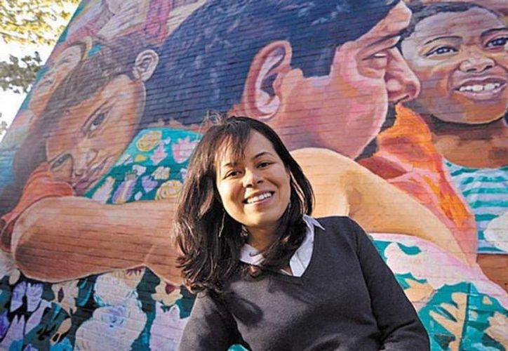 Viridiana Ríos realizaba un trabajo sobre desigualdad y crecimiento económico que lleva a cabo en varios países. (LA PRENSA/Cortesía Universidad de Harvard)
