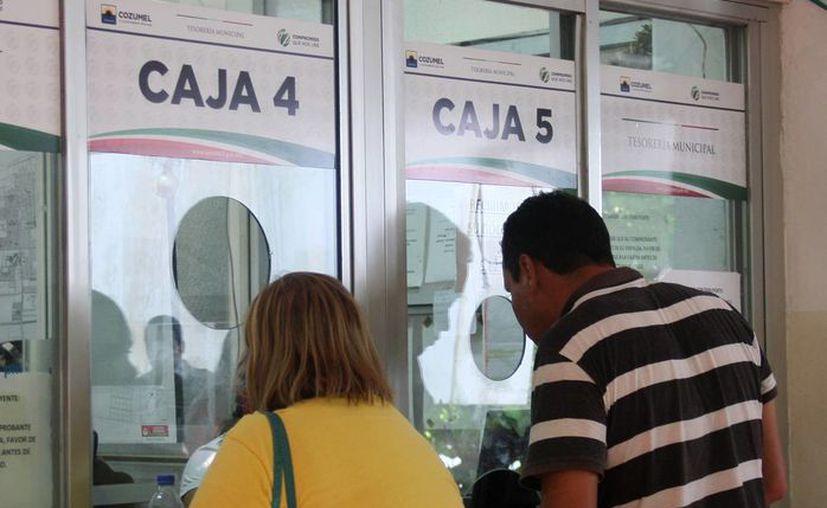 Destacan que la respuesta de la ciudadanía ha sido positiva en el pago del impuesto. (Cortesía/SIPSE)