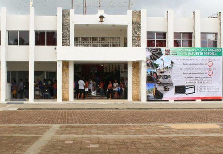 El Ayuntamiento de Felipe Carrillo Puerto tiende deudas por  96.36 millones de pesos. (Benjamín Pat/SIPSE)