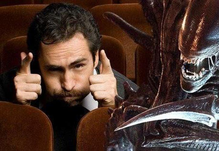 El actor mexicano Demián Bichir, que trabajará con Ridley Scott en una precuela de Alien, compartió que desde temprana edad estuvo frente figuras imponentes. (movieweb.com)