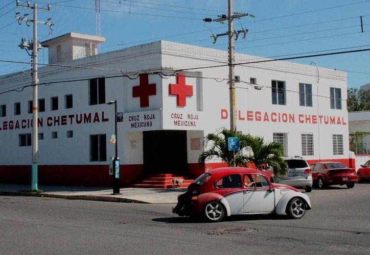 Será hasta después de que se realice la Colecta Nacional 2013 cuando se vuelva a contratar un médico. (Francisco Sansores/SIPSE)