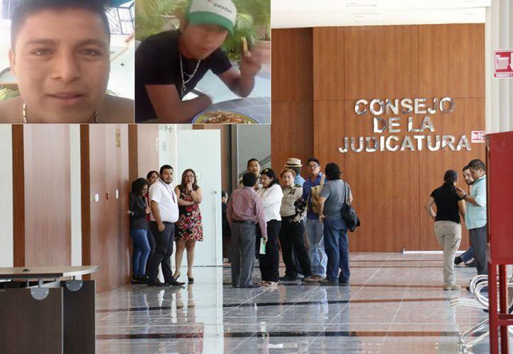 Este miércoles fue leída la sentencia contra los dos asesinos de Emma Gabriela Molina Canto. Aún se continúa el proceso contra dos implicados más. (Milenio Novedades)