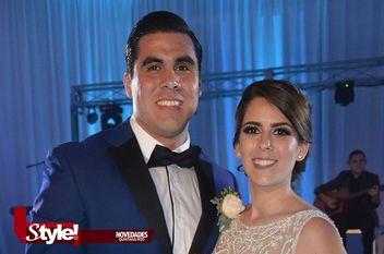 Unen sus vidas Bárbara Bigurra y Sergio Orrico