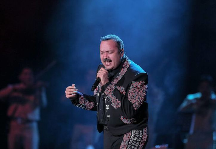 De acuerdo con MTV, el concierto de Pepe Aguilar para el canal de paga se realizará a principios del mes de junio en la Ciudad de México. (Archivo Notimex)