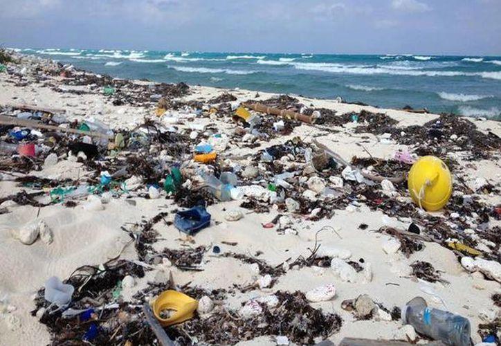 La imagen deteriorada de la zona costera influye en la percepción de los turistas. (Archivo/SIPSE)