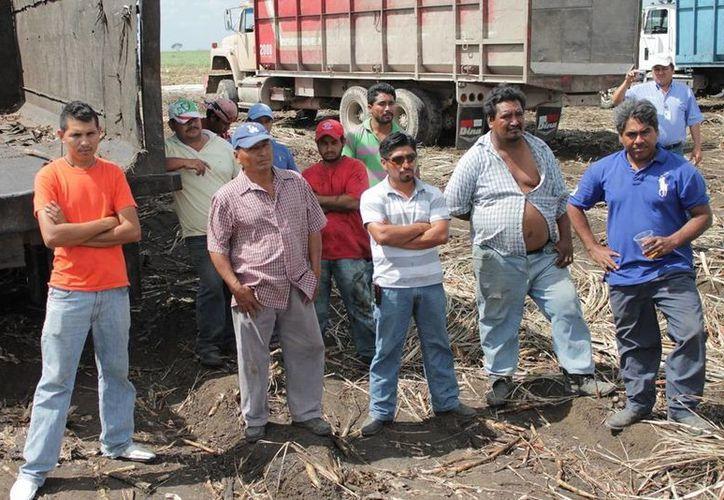 Productores recibían un determinado recurso por hectárea. (Edgardo Rodríguez/SIPSE)