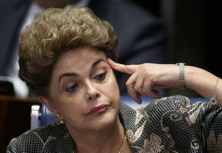 Tras la resolución, Dilma Rousseff no podrá ejercer un cargo público durante ocho años. (AP)
