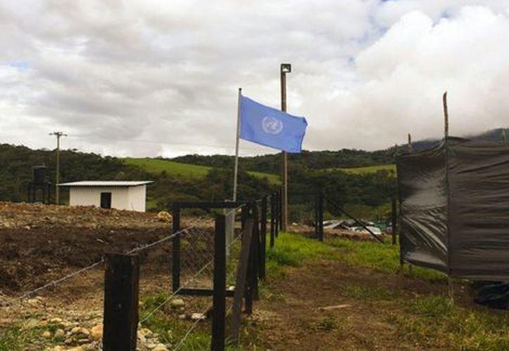 La guerrilla de las FARC cumplió con su compromiso de dejar las armas como parte del acuerdo de paz firmado en noviembre pasado. (ONU)