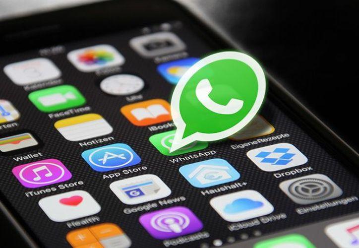 A partir de 2019 la aplicación de mensajería WhatsApp comenzará a tener publicidad. (Excélsior)