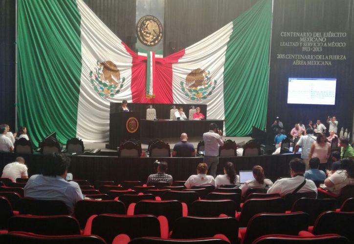 El Poder Ejecutivo envió al Congreso la petición formal de ratificación. (Joel Zamora/SIPSE)