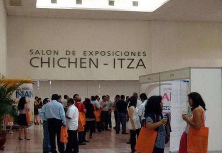 El Centro de Convenciones Yucatán Siglo XXI tiene agendados varios eventos y congresos hasta para fin de año. (SIPSE)