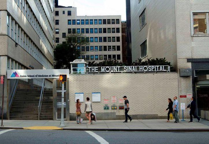 La Escuela de Medicina Icahn, del neoyorkino Hospital Monte Sinaí es una de las instituciones más prestigiadas en el área. (healthcareglobal.com)