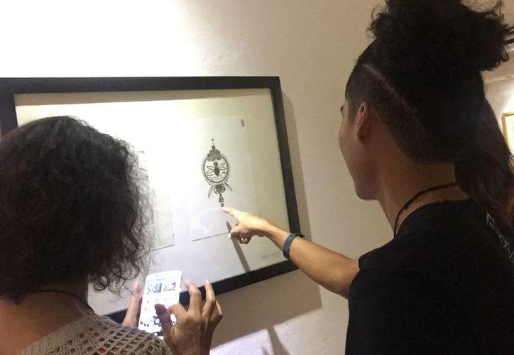 El Centro Cultural de las Artes mantendrá abierta la muestra lo que resta del mes. (Alejandra Flores/ SIPSE)