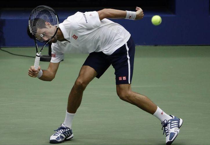 Djokovic avanzó este viernes a la final del Abierto de EU por segundo año al hilo. (Fotos: AP)