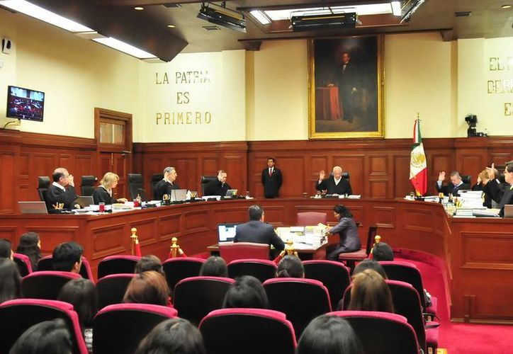 La Primera Sala de la SCJN solo reconoció que la PGR sí tiene legitimación para promover juicios de amparo directo en juicios de extinción de dominio. (Notimex/Foto de archivo)