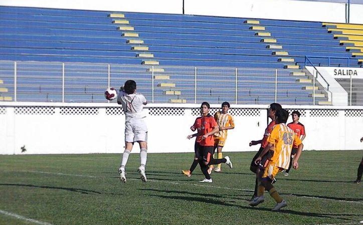 Concluyeron las actividades de la jornada 13 del campeonato. (Ángel Mazariego/SIPSE)