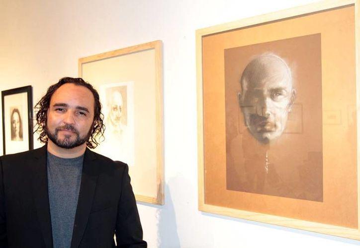 El pintor Rodolfo Baeza presentará sus grabados y dibujos en la muestra del próximo sábado junto a Rodolfo Baeza en el centro cultural olimpo.(Milenio Novedades)