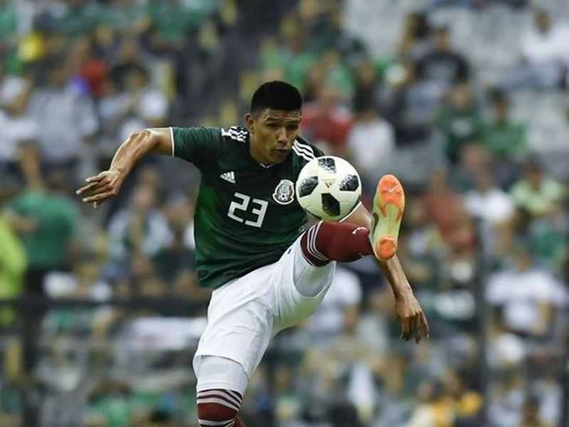 Jesús Gallardo escribió su nombre con letras no precisamente de oro en la historia de los Mundiales (Foto; Twitter @La Noche Albiazul)