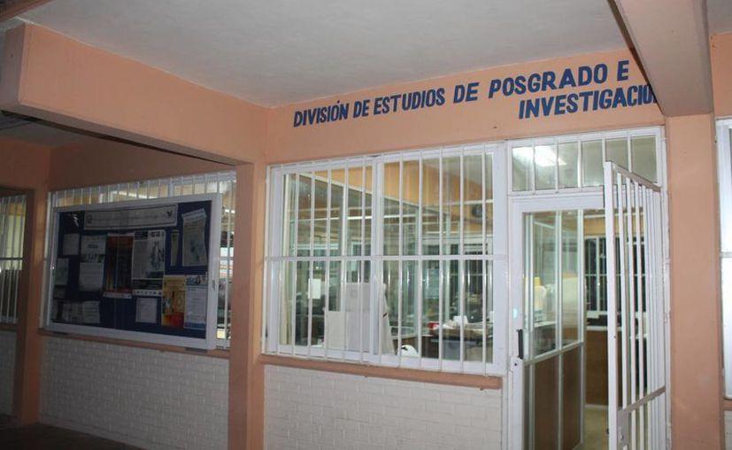 La División de Estudios de Posgrados del Instituto Tecnológico de Cancún. (Israel Leal/SIPSE)