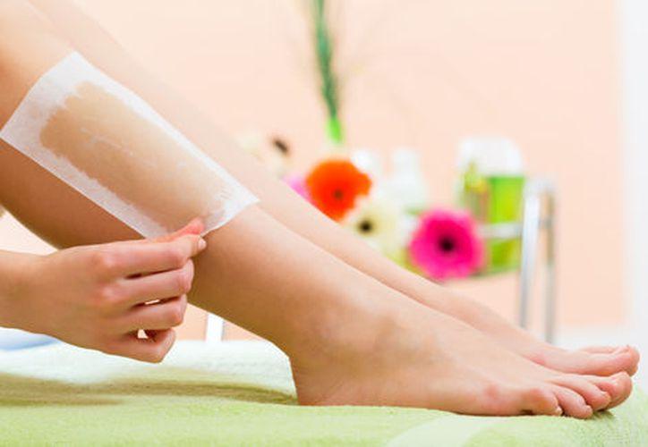 La cera para depilar logra un efecto de piel sedosa. (Contexto/Internet)