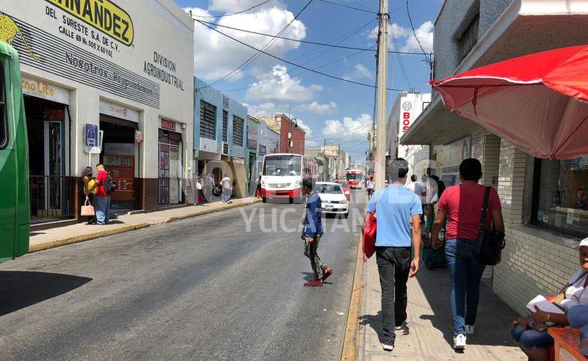 Los operadores mantendrán un servicio parcial en la ciudad hasta no llegar a un acuerdo satisfactorio. (Novedades Yucatán)