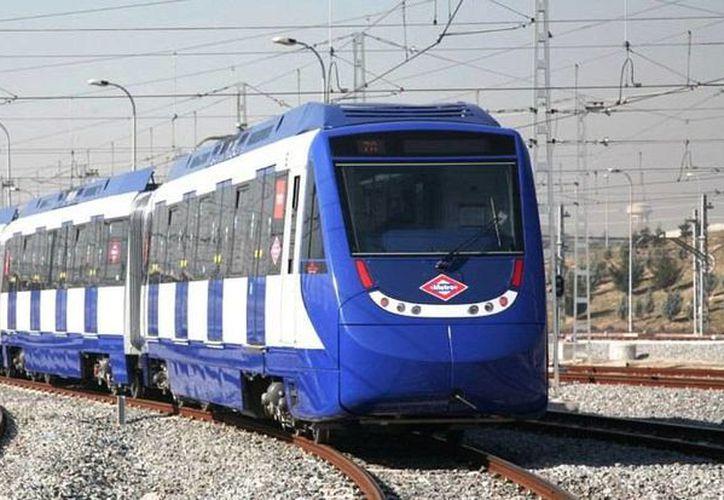 El titular federal de la SCT confirmó que la ruta del Tren Transpeninsular será Mérida-Playa del Carmen-Cancún. (Foto de contexto/Internet)