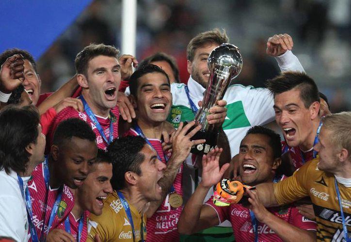 El León, campeón del Clausura 2014, y el Pachuca llegan al Apertura sin sancionados. (Notimex)