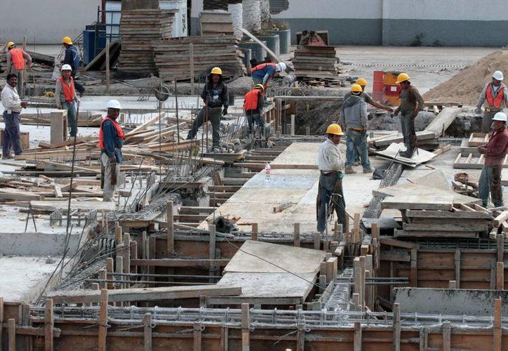 El Autódromo Hermanos Rodríguez, que será sede del Gran Premio de Fórmula Uno en México, es objeto de remodelación actualmente. (Notimex)