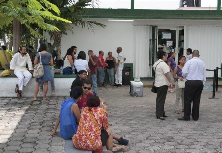 De enero a agosto de este año, 75 extranjeros han decidido ser mexicanos, y 64 más tramitan la carta de naturalización. (Tomás Álvarez/SIPSE)