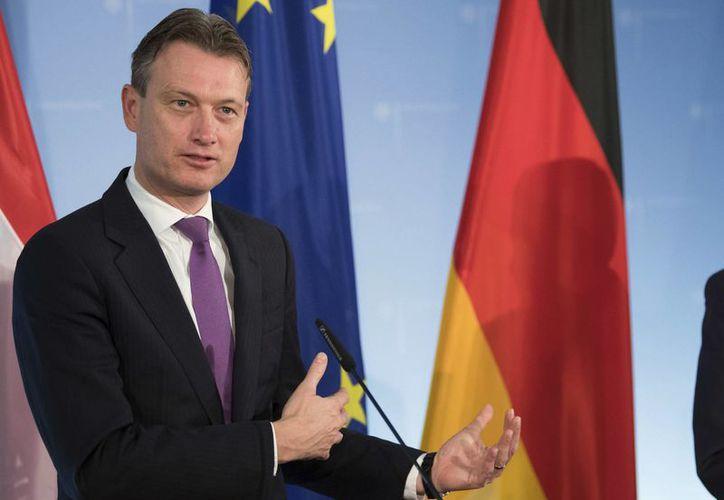 Halbe Zijlstra, ex ministro de Asuntos Exteriores de los Países Bajos. (AP)