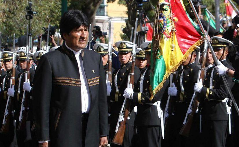 Militares accedieron a las terminales aeroportuarias de El Alto (ciudad vecina a La Paz), Viru-Viru, en Santa Cruz, y Wilsterman, en Cochabamba, donde además se encuentra la sede de Sabsa. (EFE/Archivo)