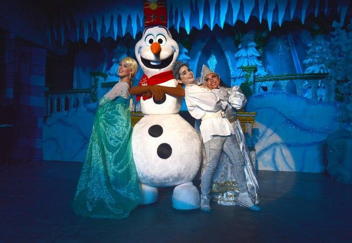 El show musical Frozzelandia es uno de los eventos gratuitos que podrán disfrutarse. (www.magmaproducciones.com)
