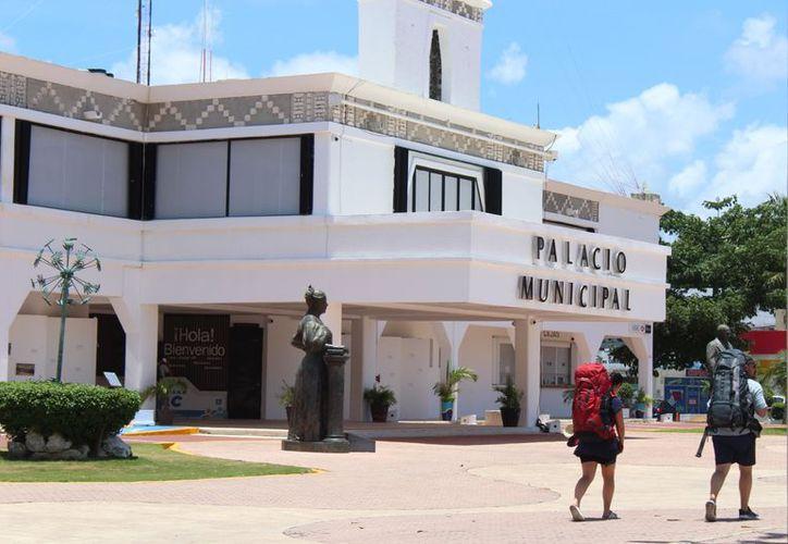 El Ayuntamiento de Solidaridad refinanció el servicio de la deuda pública. (Adrián Barreto/SIPSE)