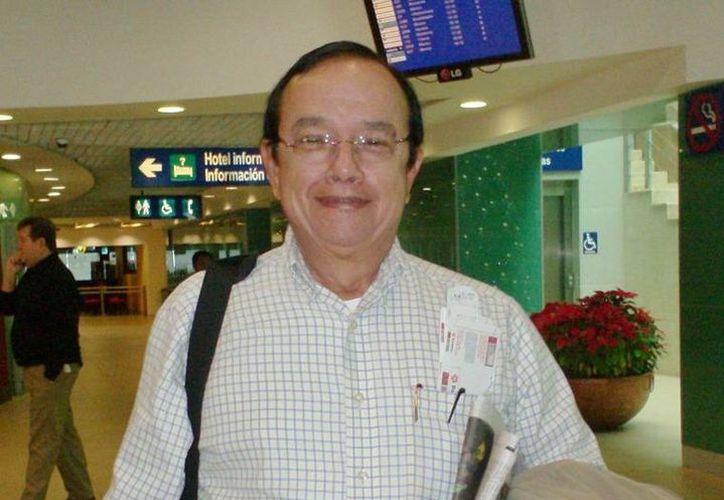 Cástulo  Ramírez García era delegado de la Sedatu en Oaxaca y llega a Yucatán como nuevo titular del Registro Agrario Nacional. (Milenio Novedades)