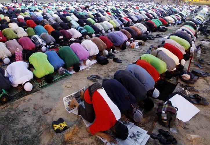 El cien por ciento de los encuestados en Egipto indicaron que la religión es un aspecto muy importante en su vida. (hafizothman.com)