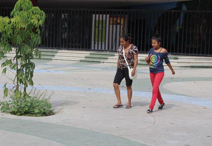 Otros municipios en los que se concentraron casos de abuso, fueron Benito Juárez y Solidaridad. (Foto: Eddy Bonilla/SIPSE)