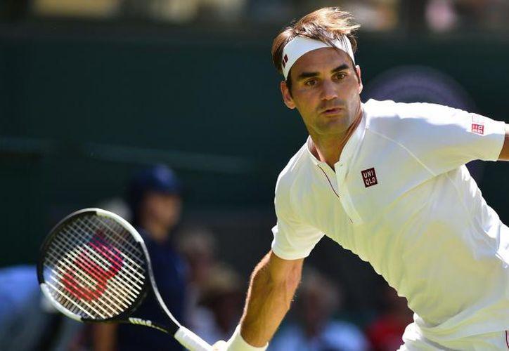 Federer se impone en torneo de Wimbledon. (Foto: El Tiempo)