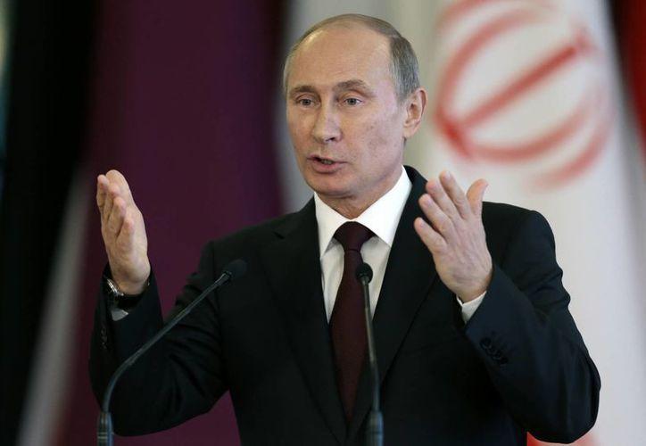 Putin se negó a decir si algunos de los líderes presentes en Moscú le darían asilo a Snowden. (Agencias)